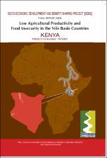 Low Agricultural Productivity and Food Insecurity in the